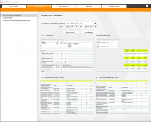 Dokumentation der qualitätsrelevanten EPZ Qualitätsindikatoren mit CERTIFOX